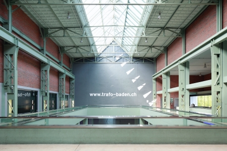 Eventlocation Trafo Baden